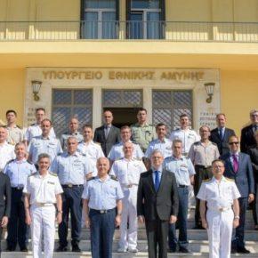 ΜΟΕ: Σε «καλό κλίμα» οι συζητήσεις Ελλάδας-Τουρκίας υπό το φόντο παραβιάσεων στο Αιγαίο[pics]