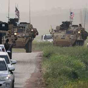 Συρία Οι ΗΠΑ ετοιμάζουν τη «μεγάλη μάχη» της Β.Συρίας: Ενισχύουν τους Κούρδους με όπλα &πυρομαχικά