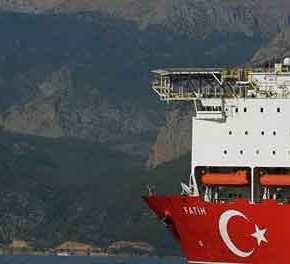 Διπλωματική πηγή: «Αύγουστο ή Σεπτέμβριο οι Τούρκοι «τρυπάνε» μέσα στην ελληνική υφαλοκρηπίδα στο Καστελόριζο»(upd)