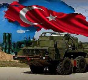 Σε διαδικασία φόρτωσης και μεταφοράς τους εισήλθαν οι S-400 που αγόρασε η Τουρκία – Πότεεγκαθίστανται