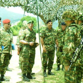 ΓΕΣ: Επίσκεψη του Γενικού Επιθεωρητή Στρατού σε Ξάνθη και Κομοτηνή 2019/06/15 –17:52