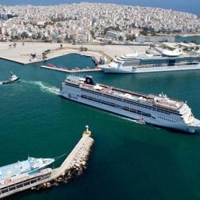 Το ΣτΕ ξεμπλοκάρει την επέκταση του λιμανιού του Πειραιά για τακρουαζιερόπλοια
