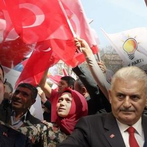 Η πρώτη ήττα τουΕρντογάν