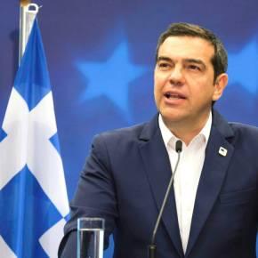 Τσίπρας: Να ζητήσει συγγνώμη ο Μητσοτάκης από τους πολίτες για τοΜακεδονικό