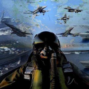 Ο Κακός Χαμός και σήμερα στο Αιγαίο …Με 52 Παραβιάσεις 4 Εμπλοκές & 3 Υπερπτήσεις από ΤούρκικαF-16!
