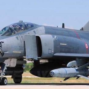 Μηδέν παραβιάσεις σήμερα στο Αιγαίο – H συντριβή του F-4E/2020 καθήλωσε τουςΤούρκους