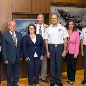 Κλιμάκιο Lockheed Martin στον αρχηγό ΓΕΑ για την αναβάθμιση τωνF-16