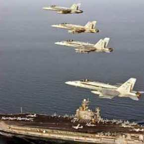 Πρωτοφανές πολεμικό μήνυμα ΗΠΑ σε Τουρκία: «Έχουμε πλοία, αεροπλάνα και χιλιάδες στρατιώτες στην Αν.Μεσόγειο»
