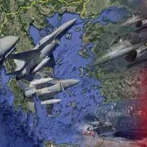 Πέντε αερομαχίες ελληνικών – τουρκικώνμαχητικών