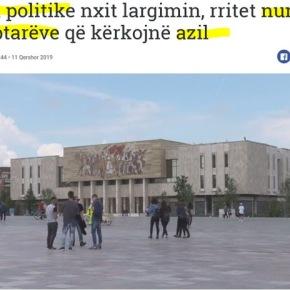 Αλβανία: Η πολιτική κρίση αυξάνει τη μετανάστευση τωνπολιτών