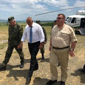 Πρωθυπουργός Βουλγαρίας: Όταν πάρουμε τα F-16 θα επιτηρούμε εμείς τον εναέριο χώρο της ΒόρειαςΜακεδονίας