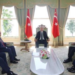 Προς κλιμάκωση στην Α.Μεσόγειο: Συντονίζονται με Ερντογάν Οζερσάι και Τατάρ – Στο στόχαστρο η κυπριακήΑΟΖ