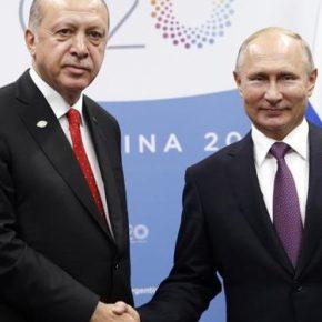 G-20: Ανοίγει νέα σελίδα στις αμυντικές σχέσεις Ρωσίας –Τουρκίας