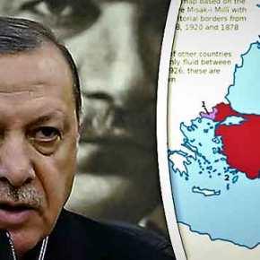 Ερντογάν: Προκλητική επίθεση σε Μακρόν – «Μην μιλάς εσύ για τηνΚύπρο»