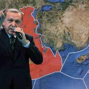 Προσοχή, αυτός είναι ο στρατηγικός στόχος της Τουρκίας στην ΑΟΖ της Κύπρου και την υφαλοκρηπίδα τηςΕλλάδας