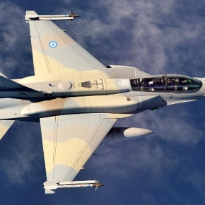 Τον Ιανουάριο του 2020 το πρώτο F-16 στην ΕΑΒ ωστε να μεταβεί στις ΗΠΑ