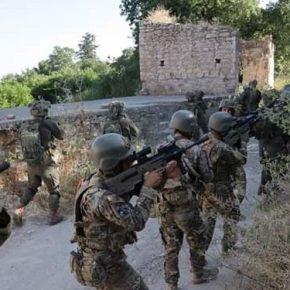Εθνική Φρουρά: «Μήνυμα» ετοιμότητας της Κύπρου εν μέσω εντάσεων στην αν.Μεσόγειο[pics]