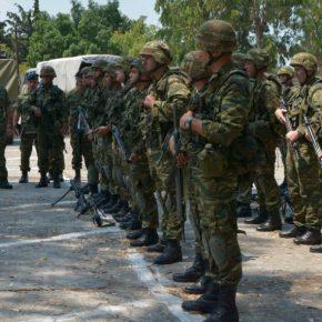 ΓΕΣ: Επίσκεψη του Επιθεωρητή Στρατού σε ΠΕ της ΑΣΔΕΝ στη Ρόδο[pics]