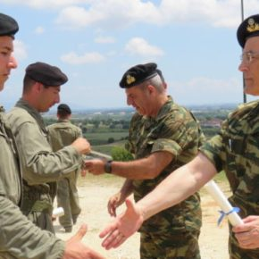 ΓΕΣ: Υπό το βλέμμα Α/ΓΕΣ η «μάχη» των πληρωμάτων αρμάτων μάχης του Στρατού Ξηράς[pics]