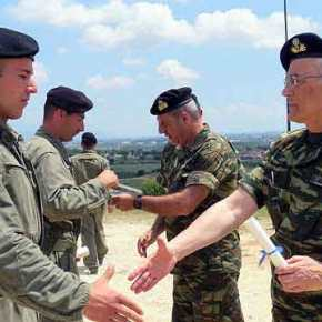 Παρουσία Α/ΓΕΣ οι σκληρές «μάχες» πληρωμάτων αρμάτων μάχης του ΣτρατούΞηράς!