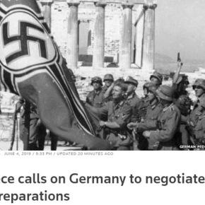 Γερμανικές αποζημιώσεις: Λήξαν το θέμα λέει τοΒερολίνο