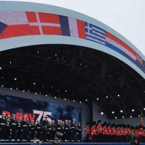 Παρουσία Αρχηγού ΓΕΕΘΑ στην 75η Επέτειο της Αποβάσεως στη Νορμανδία (D-DAY)-Φωτογραφίες.