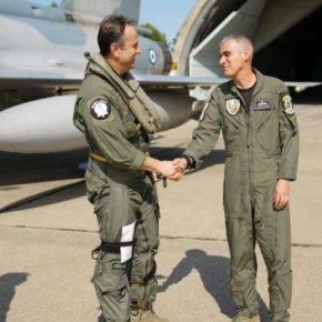 Σε πτήση με Μαχητικό Μιράζ 2000-5 …Στην 114ΠΜ οΑΤΑ