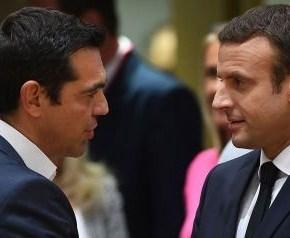 Μακρόν: Η Τουρκία να σταματήσει τις ενέργειές της στην ΑΟΖ τηςΚύπρου