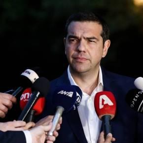 Τσίπρας: Όποιος παραβιάζει τα κυριαρχικά δικαιώματα Ελλάδας – Κύπρου θα έχεισυνέπειες