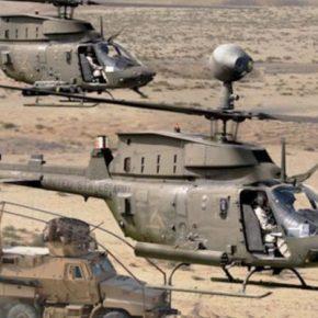Τελετή παράδοσης των «Ινδιάνων OH-58D Kiowa Warrior» στην 1Η ΤΑΞΑΣ …Παρουσία ΑΝΥΦΕΘΑ τωνΗΠΑ