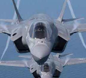"Lockheed Martin: Η δυνητική αγορά, των 500+ F-35 στην Ευρώπη… με την Ελλάδα μας κάπου ""στοβάθος"""