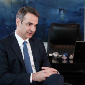 Μητσοτάκης: Θα επιδιώξω διάλογο και συνάντηση με Ερντογάν ανεκλεγώ