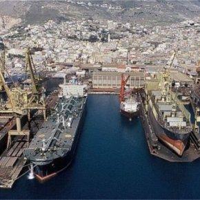 ONEX: Συμφωνία – μαμούθ για τα ναυπηγείαΕλευσίνας