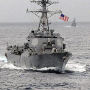 «Κόβουν την όρεξη» οι ΗΠΑ στην Τουρκία – «Έχουμε 10 πλοία στην Αν.Μεσόγειο»
