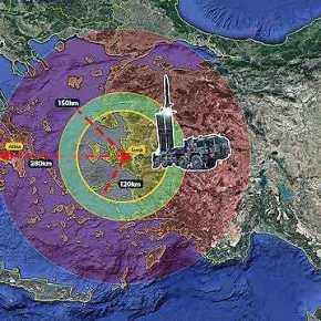 Η Άγκυρα προαναγγέλει πόλεμο στην Ελλάδα – Απειλούν με BORA μέχρι και τηνΑθήνα
