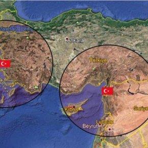 «Κλείδωσαν» οι θέσεις των S-400: Σμύρνη και Χατάι – Αποκλείουν Αιγαίο-Α.Μεσόγειο και…Ισραήλ!