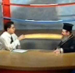 Σπάνιο ντοκουμέντο! Όταν ο Μακαριστός Χριστόδουλος και ο Θέμος Αναστασιάδης συζητούσαν για Τουρκία, Μακεδονικό και Β. Ήπειρο!!!(Βίντεο)