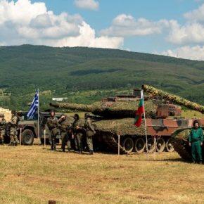 Strike Back 2019: Ελληνικά Leopard 2HEL – Novo Selo στη Βουλγαρία (ΦΩΤΟ /ΒΙΝΤΕΟ)