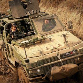 ΥΠΕΘΑ: Θωρακισμένα οχήματα και F-16 στις επαφές για την ενίσχυση τωνΕΔ