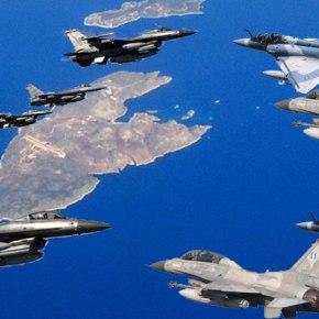 Νέες προκλήσεις εν μέσω Μπαϊραμιού: Υπερπτήση τουρκικού F16 πάνω από τοΑγαθονήσι