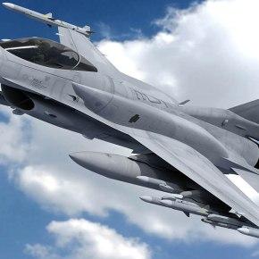 Η Ουάσιγκτον ενέκρινε την πώληση οκτώ F-16 Viper στηΒουλγαρία