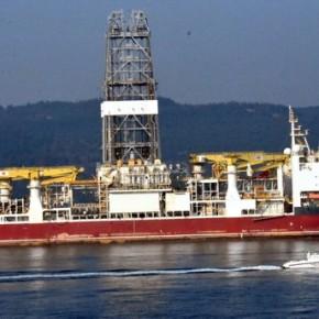 Γιαβούζ: Συναγερμός με ευρωπαϊκό πλοίο που συνοδεύει το τουρκικόγεωτρύπανο