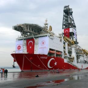 Αποχωρούν τα ξένα πληρώματα από τα τουρκικά γεωτρύπανα – Φοβούνται συλλήψεις λόγω των ενταλμάτων τηςΛευκωσίας