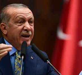Απειλεί με πόλεμο Ελλάδα & Κύπρο ο Ερντογάν: «Ξέρουμε να μιλήσουμε τη γλώσσα που θα καταλάβουν & πως θα τοκάνουμε»