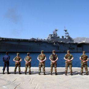 Προς αύξηση της εκ περιτροπής παρουσίας αμερικανικών στρατευμάτων στηνΕλλάδα