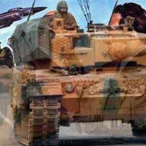 Νέο Αττίλα ετοιμάζει ο Ερντογάν…!!! Με πλήρη μυστικότητα δεκάδες τανκς και οπλισμός στηνΚύπρο