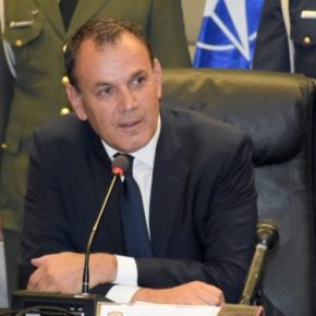 ΥΕΘΑ: Αυστηρό μήνυμα κατά Τουρκίας εξέδωσε από το βήμα της Βουλής ο νέος Υπουργός[vid]