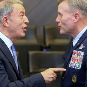 «Απειλεί» ο Ακάρ: Αν δεν πάρουμε τα F-35 κινδυνεύει η νότια πτέρυγα τουNATO
