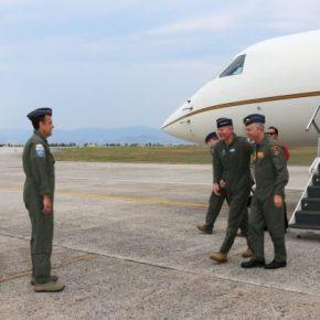 Πιθανή αναβάθμιση Αμυντικής συνεργασίας ΗΠΑ – Ελλάδας μετά τη συνάντηση του Διοικητή της EUCOM με τονΑ/ΓΕΕΘΑ