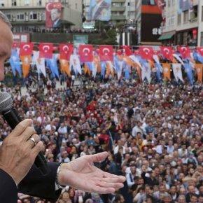 Νέες απειλές κατά Ελλάδας και ΗΠΑ από τον Ερντογάν: «Όποιος είναι μαζί με το Ισραήλ εμείς είμαστε εναντίοντου»